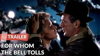 For Whom the Bell Tolls 1943 Trailer | Gary Cooper