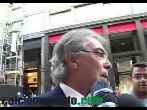 VIDEO Moratti: 'Montali è in gamba'