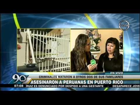 Puerto Rico: Dos personas fueron asesinadas brutalmente en su vivienda