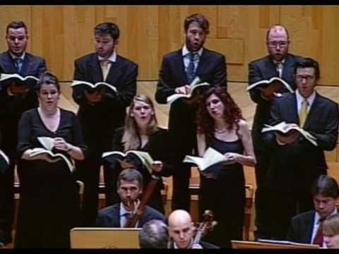 "G. F. Handel. Messiah. Chorus ""Surely he hath borne our Griefs"" (Zaragoza (20-12-2008)"