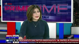Prime Time Talk: Publik Puas Kinerja Jokowi # 3
