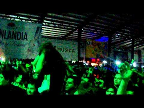 Concierto David Guetta en Guatemala, DJ Oz