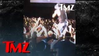 Tim McGraw -- Bitch Slaps Female Fan During Concert