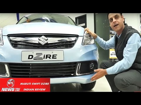 All New Maruti Suzuki Dezire 2015 Hindi Review