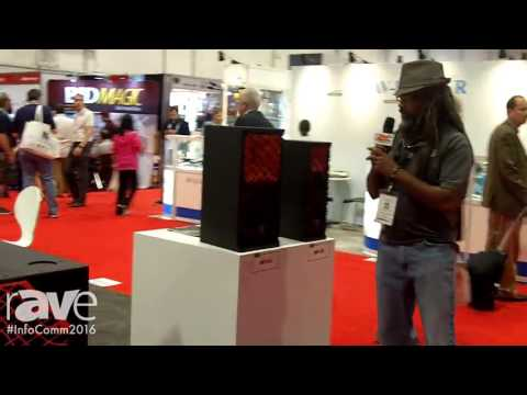 InfoComm 2016: D.A.S. Audio Unveils Sound Force Side Fills Speaker System