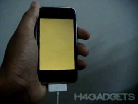 how to fix lines on ipod screen