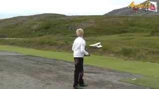 Learning To Fly - Mathias First flight
