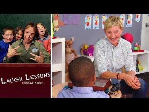 Ellen DeGeneres's Comedic Timing | Ep. 5 | Laugh Lessons