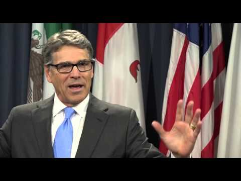 Press conference with former Gov. Rick Perry (May 6, 2016)