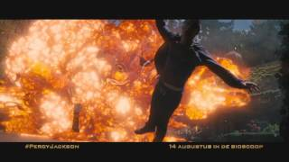 Download Percy Jackson: Sea Of Monsters -  20s TV Spot 14 Augustus in 3D 3Gp Mp4