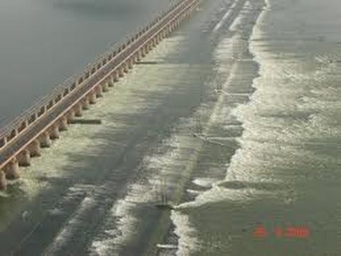 Prakasam Barrage News Vijayawada 2013 Ii Vijayawada Ii video