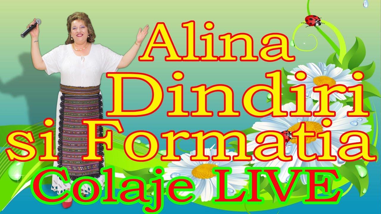 ALINA DINDIRI SI FORMATIA 2017 SUPER COLAJ VIDEO LIVE 85MIN, MUZICA DE PETRECERE GORJENEASCA