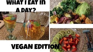 What I Eat In A Day? | Vegan Meal Ideas