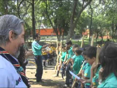 Grupo Scout 17 Cuhahusthua. Guardianes de la naturaleza