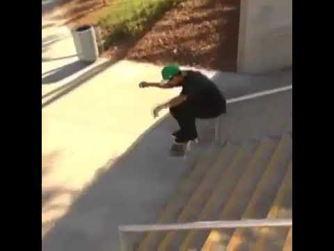 Quick footed @kevinromar 🎥: @j_red_lucas | Shralpin Skateboarding