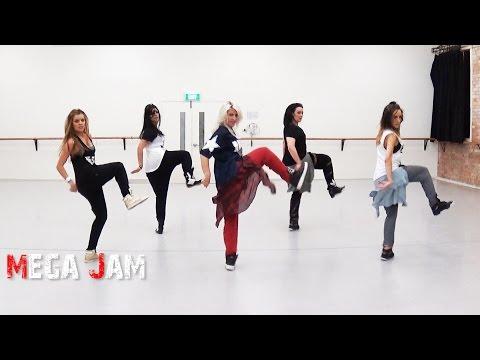 'Anaconda' Nicki Minaj choreography by Jasmine Meakin (Mega Jam)
