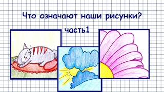 Тест что означают наши рисунки