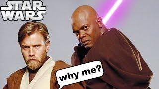 Mace Windu REVEALS Why Obi-Wan was sent to KILL General Grievous Instead of Yoda-Star Wars Explained