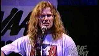 Watch Megadeth Use The Man video
