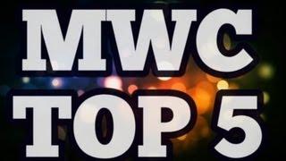 TOP-5 гаджетов выставки MWC-2012 от Droider.ru и Nomobile