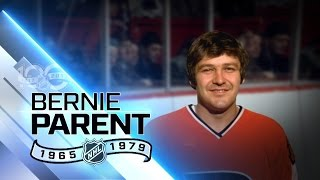 Bernie Parent backstopped Flyers to back-to-back Cups