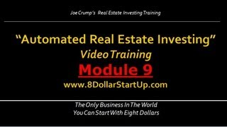 Q&A Session Will Answer Your Most Common Questions - Module 9 - Real Estate Investing