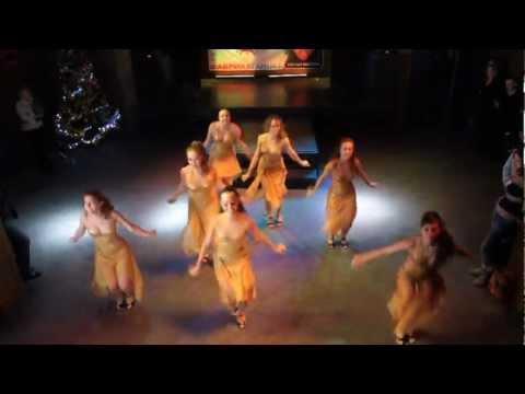 Corazon Dance Show - Golden (rumba+salsa), choreo by Jane Kornienko