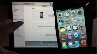 Come funziona la sincronizzazione Wi-Fi iTunes su iOS 5 - Video Tutorial