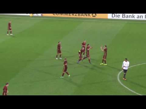 Германия - Россия. Отборочный матч Чемпионата Европы-2017 U-21