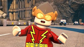 LEGO DC SUPERVILLAINS - Jay Garrick Flash!