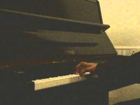 Coda ( Sammys song) - Piano cover