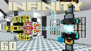 Minecraft Mods FTB Infinity - GLOWSTONE & TESTING [E60] (HermitCraft Modded Server)
