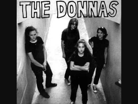 Donnas - Huff All Night