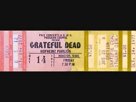 Grateful Dead - Mississippi Half Step_El Paso 10-14-77