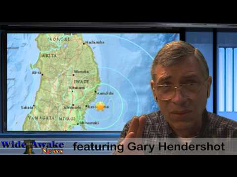W.A.N. Radio with Gary Hendershot, May 12, 2015