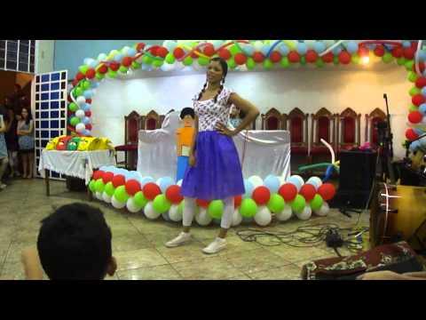 Teatro Gospel Jesus a verdadeira Alegria
