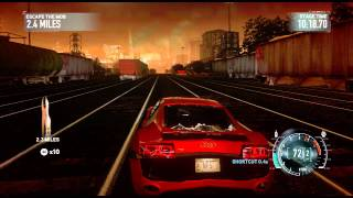 Need for Speed_ The Run.....errr...or... Jillian Michaels Fitness Adventure?
