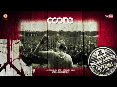 Coone - Closing DJ Set : Defqon 2012 (Mainstage)