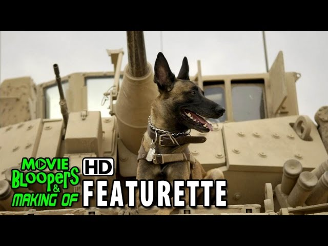 Max (2015) Featurette - Hero Dogs