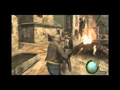 Curiosidades de Resident Evil 4 - Loquendo