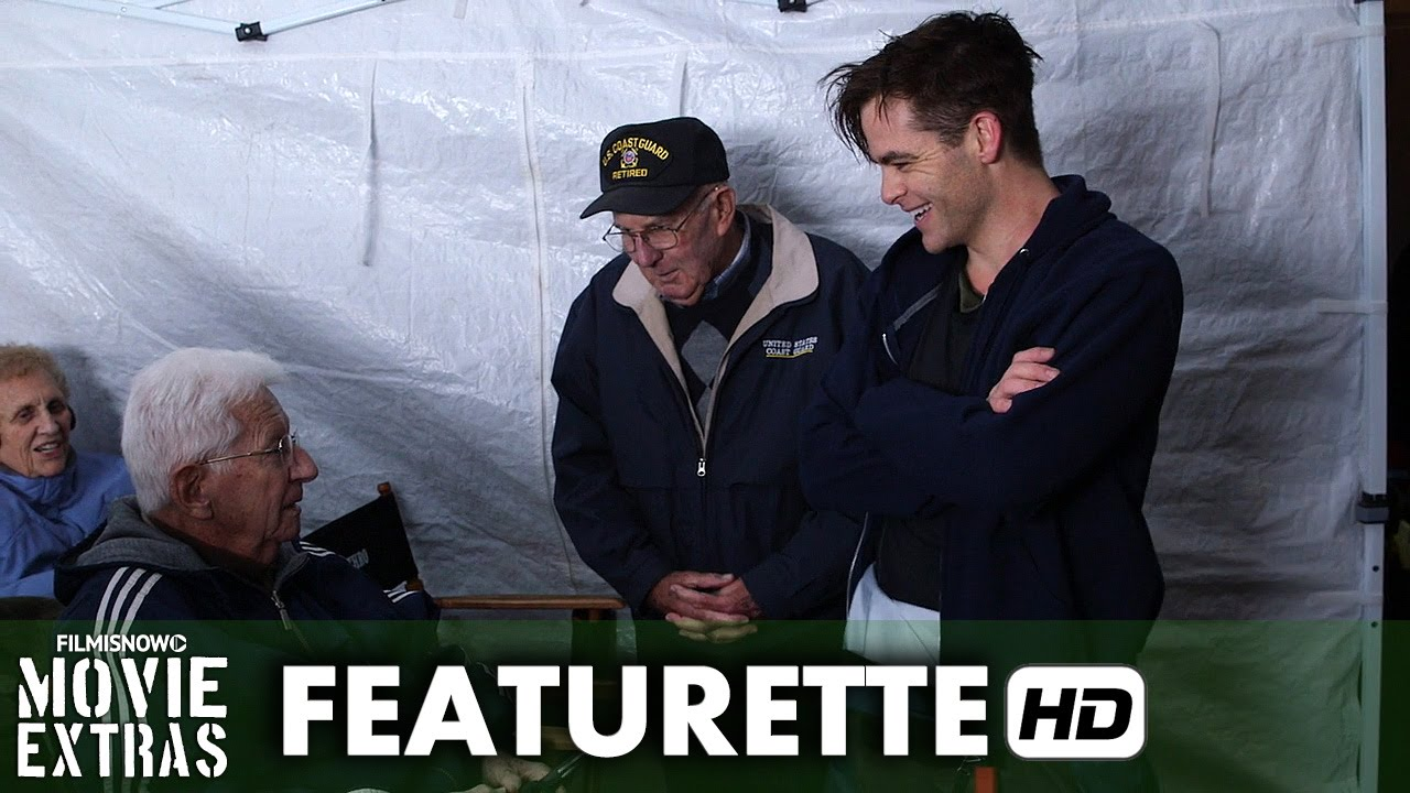 The Finest Hours (2016) Featurette - Brotherhood