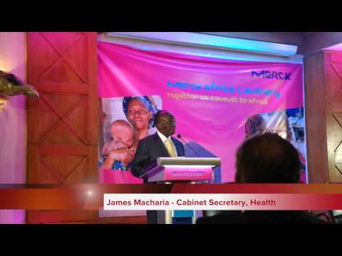 The coming of Merck to Kenya is timely, says Macharia