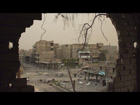 Aleppo air strike kills 15