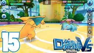 Legends of Monsters (口袋妖怪VS) #15 GYM LEADER ERIKA - Android iOS Gameplay