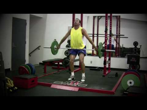 Power Clean & Power Snatch by Marcin Jagoda Image 1
