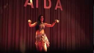 Aida - Baladi (Improvisation), April 2012
