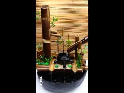 Air terjun bambu