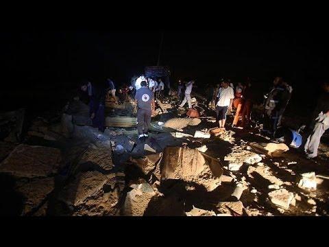 Israël intensifie ses raids sur Gaza, réunion d'urgence à l'ONU