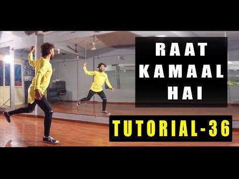 Raat Kamaal Hai Dance Tutorial Step By Step | Bollyrical | Vicky Patel Choreography