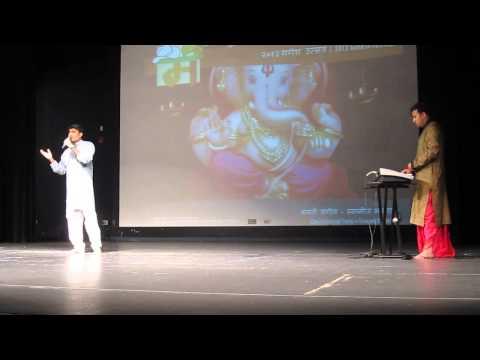 Dehachi Tizori- Bhakti Sangeet Ganesh Utsav Calgary Marathi...